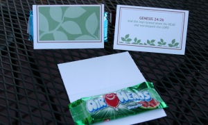 The Sweet Gospel Message -Vacation Bible School Idea