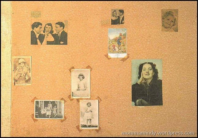 anne frank bulletin board
