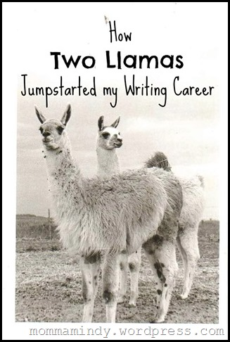 Two Llamas Jumpstarted